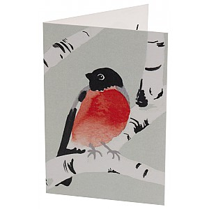 Mini-Karte Bullfinch