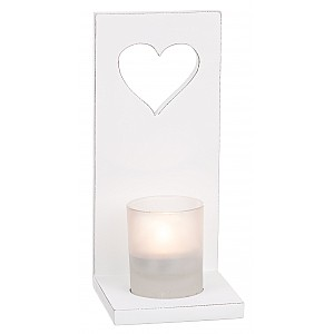 Candle Holder Wall Heart