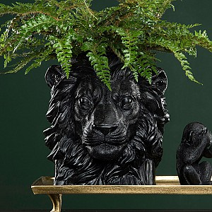 Flower Pot Lion