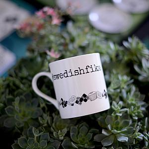 Cup Swedish fika