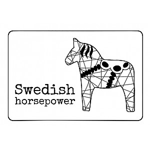 Magnet Swedish horsepower