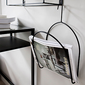 Magazine Holder Bokeslund