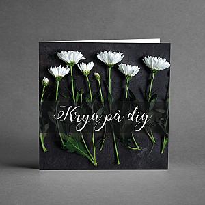 Card Krya på dig