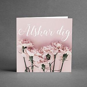 Card Älskar dig