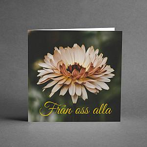 Card Från oss alla
