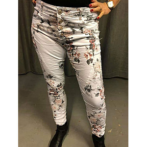 Floral Jeans TESS