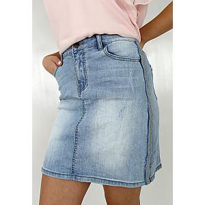 Stacie Jeans Skirt