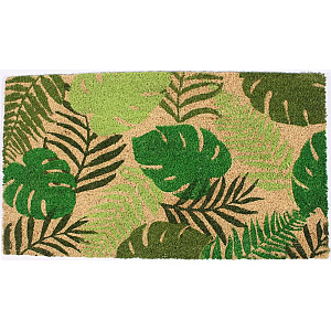 Doormat Leaves