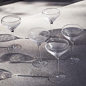 Coctail Glass / Champagne Saucer Bubbles