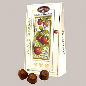 Chokladpraliner Trevlig Sommar