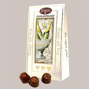 Chokladpraliner Dags att fira