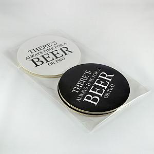 Coasters Beer