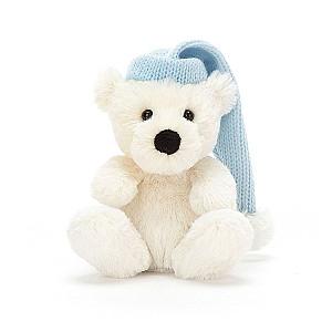 Jellycat Poppet Polar Bear