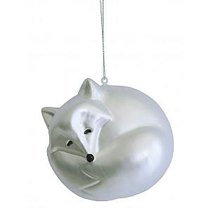 Christmas Bauble Fox