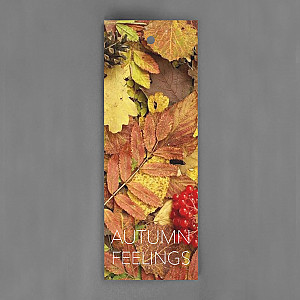 Gift Tag Autumn feelings
