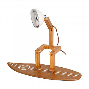 Mr. Wattson Surfboard / Table Stand