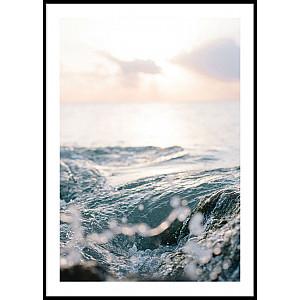 Poster Ocean Close up