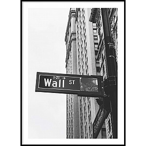 Poster Wall Street
