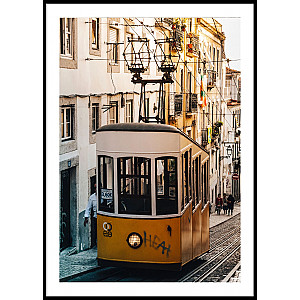 Trolley-Car-Poster