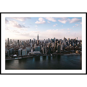 New Yorker Skyline-Plakat