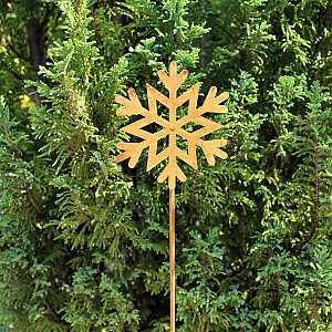 Snowflake Rod