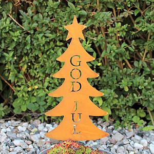 Christmas Tree God Jul Stick