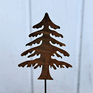 Christmas Tree Stick Rust