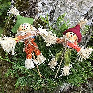 Scarecrow Stick