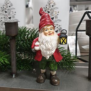 Santa Gift & Lantern