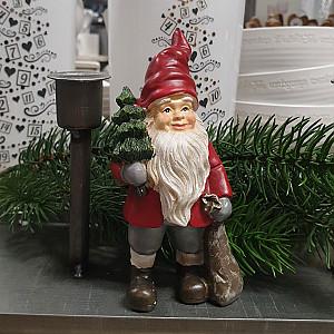 Santa Spruce & Christmas Bag