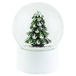 Snow Globe Christmas Tree Small