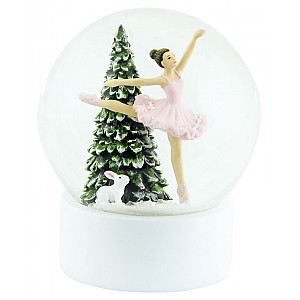 Snow Globe Ballerina Large