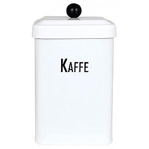 Tin Box Black Petter Kaffee