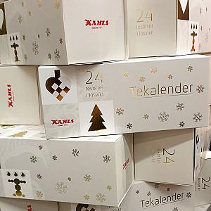 Kahls Tea Calendar 2019