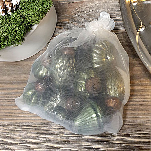 Christmas Baubles in a bag