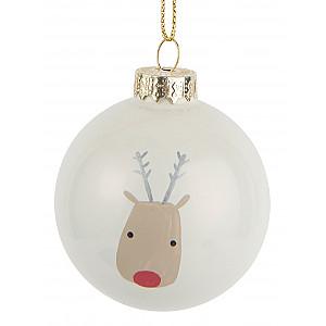 Christmas Bauble Reindeer