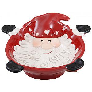 Schüssel Santa