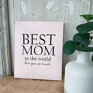 Geschirrtuch Best Mom