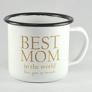 Enamel Mug Best Mom