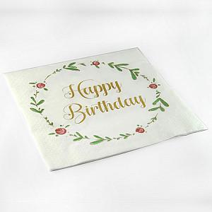 Servietten Alles Gute zum Geburtstag