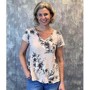 T-Shirt TUVA Blumen