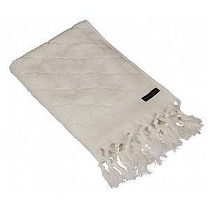 Handduk Miah 70 x 140 cm - Offwhite
