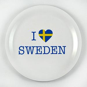 Coaster I love Sweden