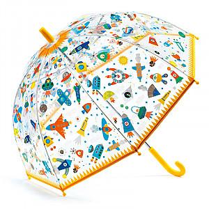 Paraply Rymden