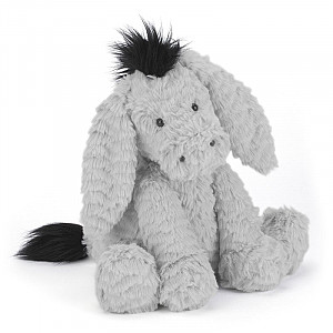Jellycat Fuddlewuddle Donkey - Medium