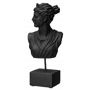 Staty/Byst Kvinna - Svart