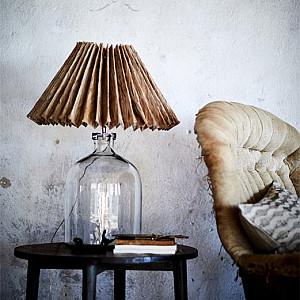 Glaslampa - 39 cm