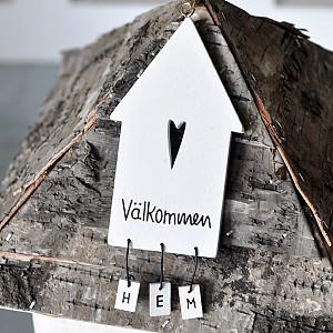 Wooden House Välkommen