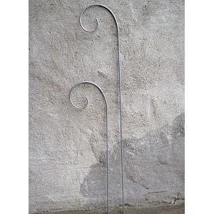 Flower Stick Zink - 40 cm