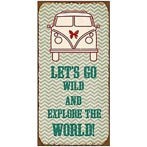 Magnet Let's go wild